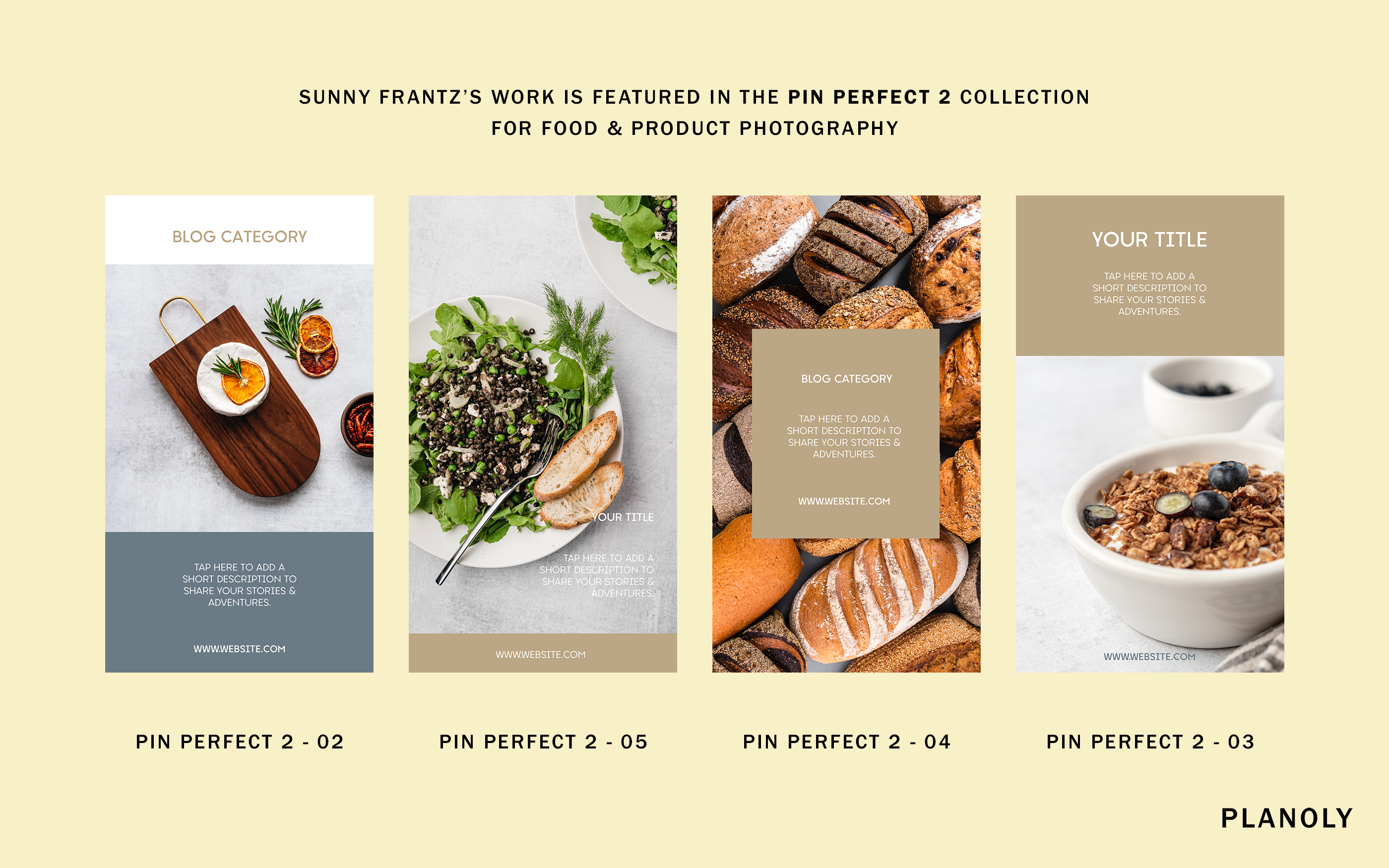 Food Styling Tips Sunny Frantz