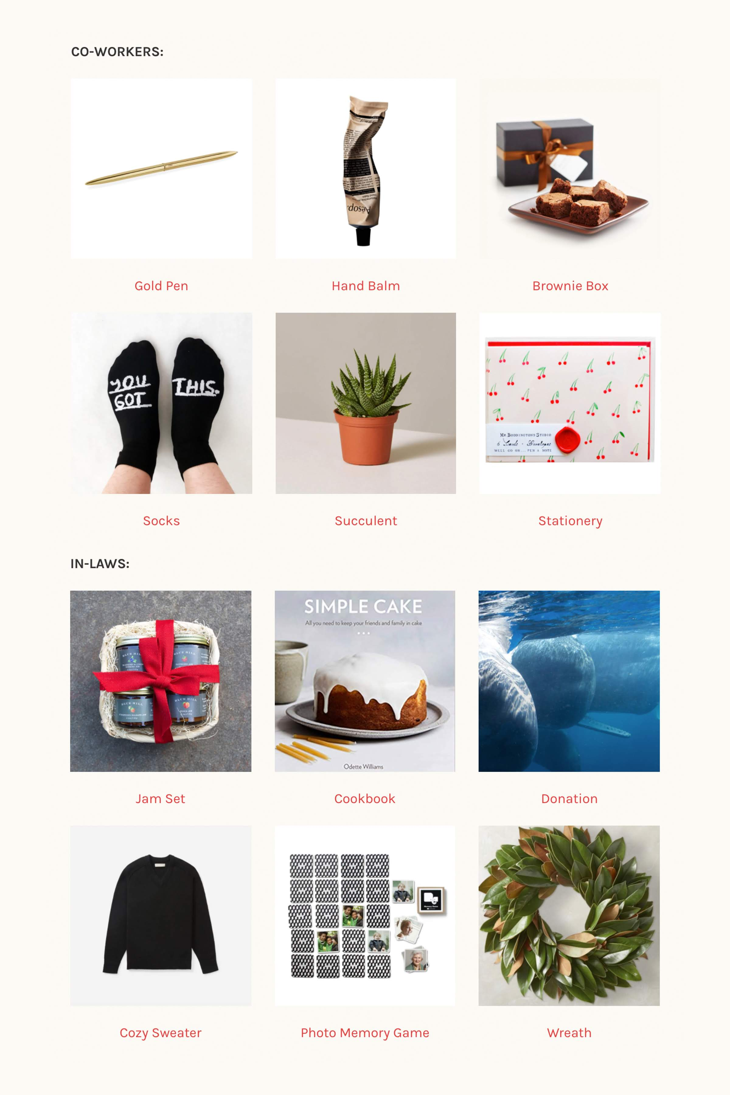 PLANOLY - Blog Post - How to Create a Gift Guide - Image 2