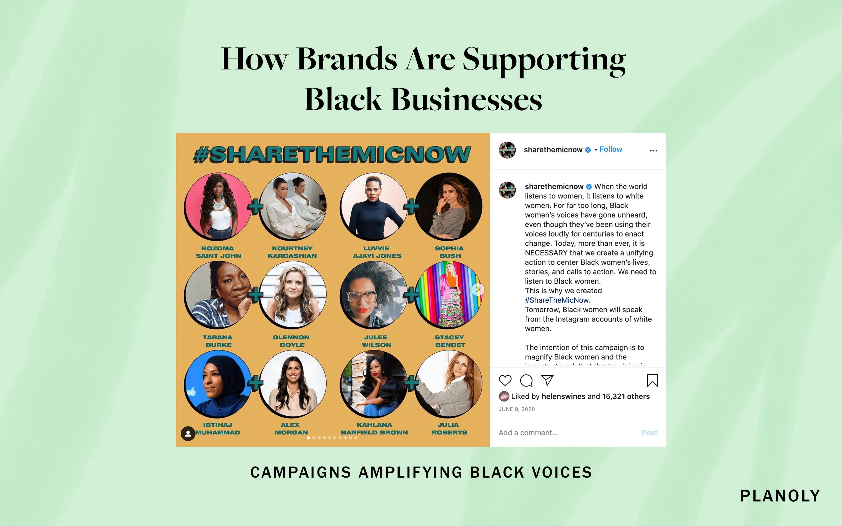 PLANOLY - Blog Post - How to Support Black Businesses - Image 2