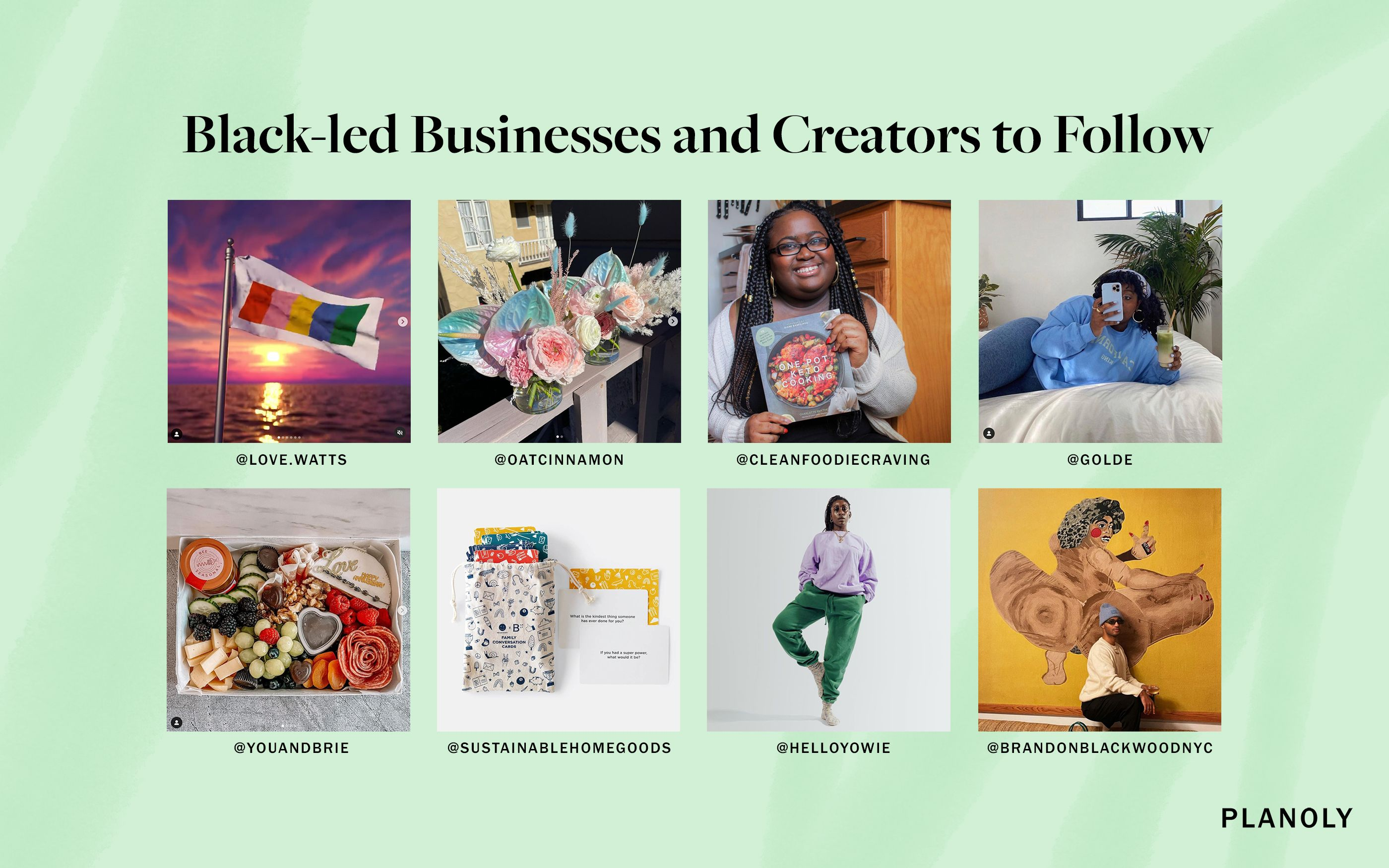 PLANOLY - Blog Post - How to Support Black Businesses - Image 4