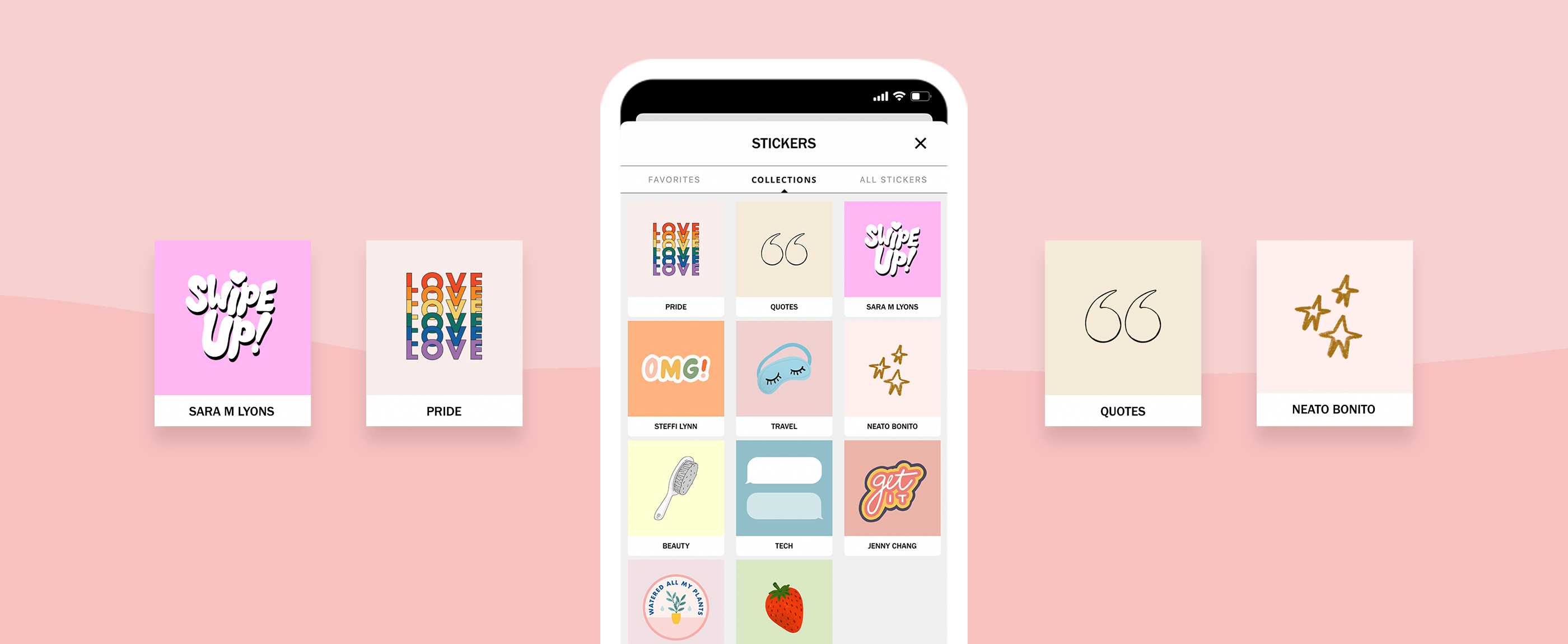 Boost Your Creativity with the New StoriesEdit Stickers Collection