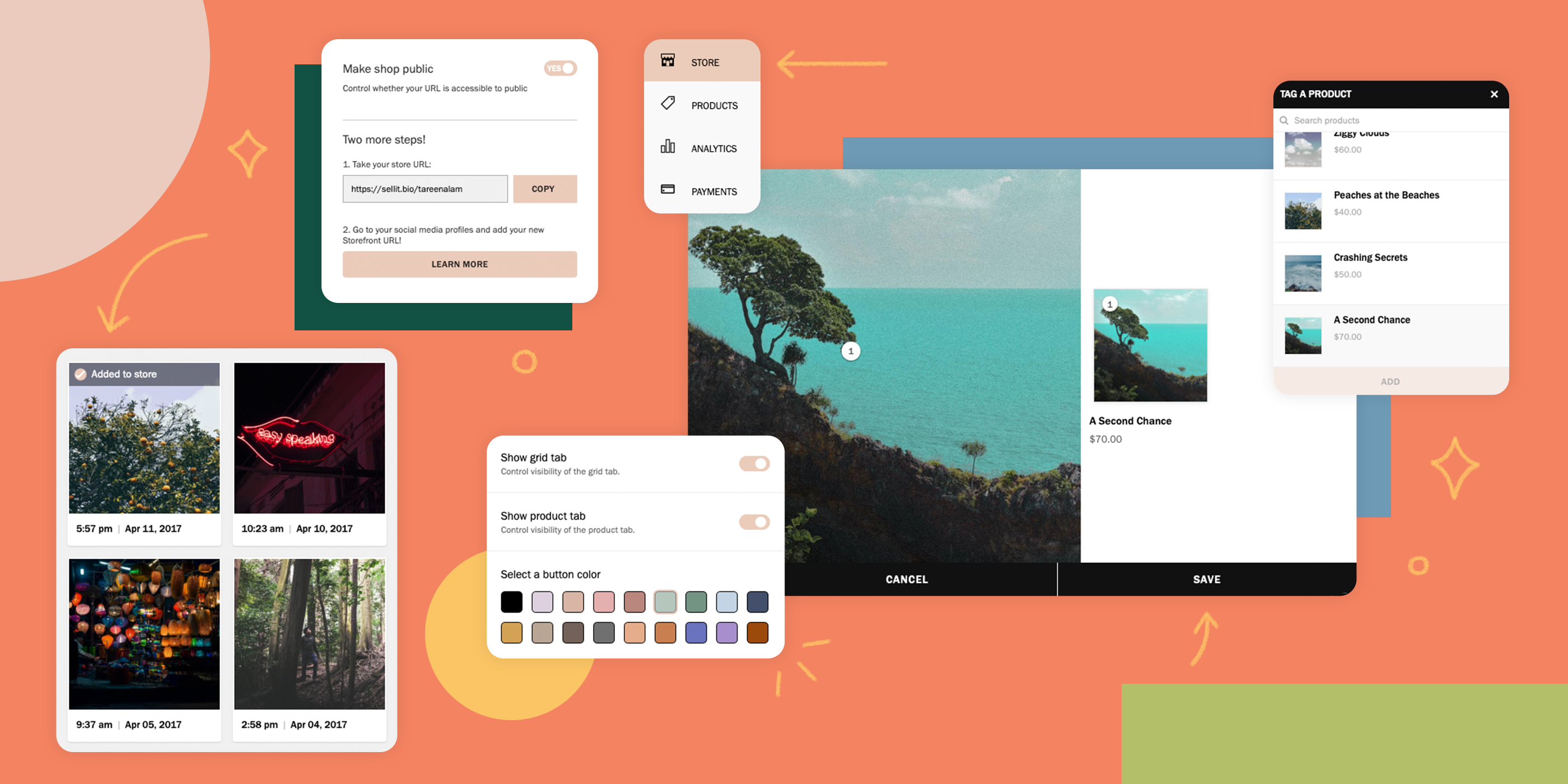Introducing PLANOLY's sellit: Simplifying the Digital Storefront