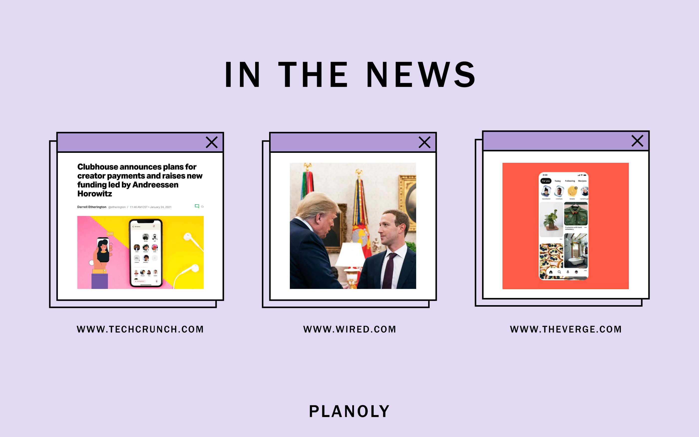 PLANOLY - Blog Post - Social Sphere - Week of 1.25.21 - Image 1