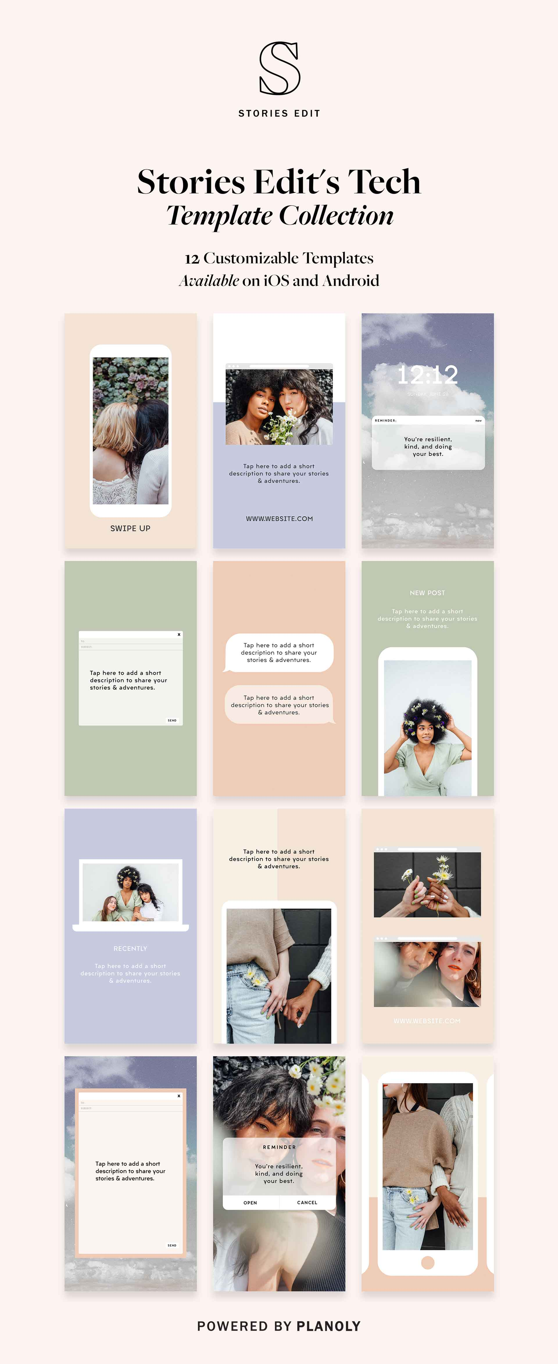 PLANOLY - Blog Post - StoriesEdit Tech Collection - Image 1-1
