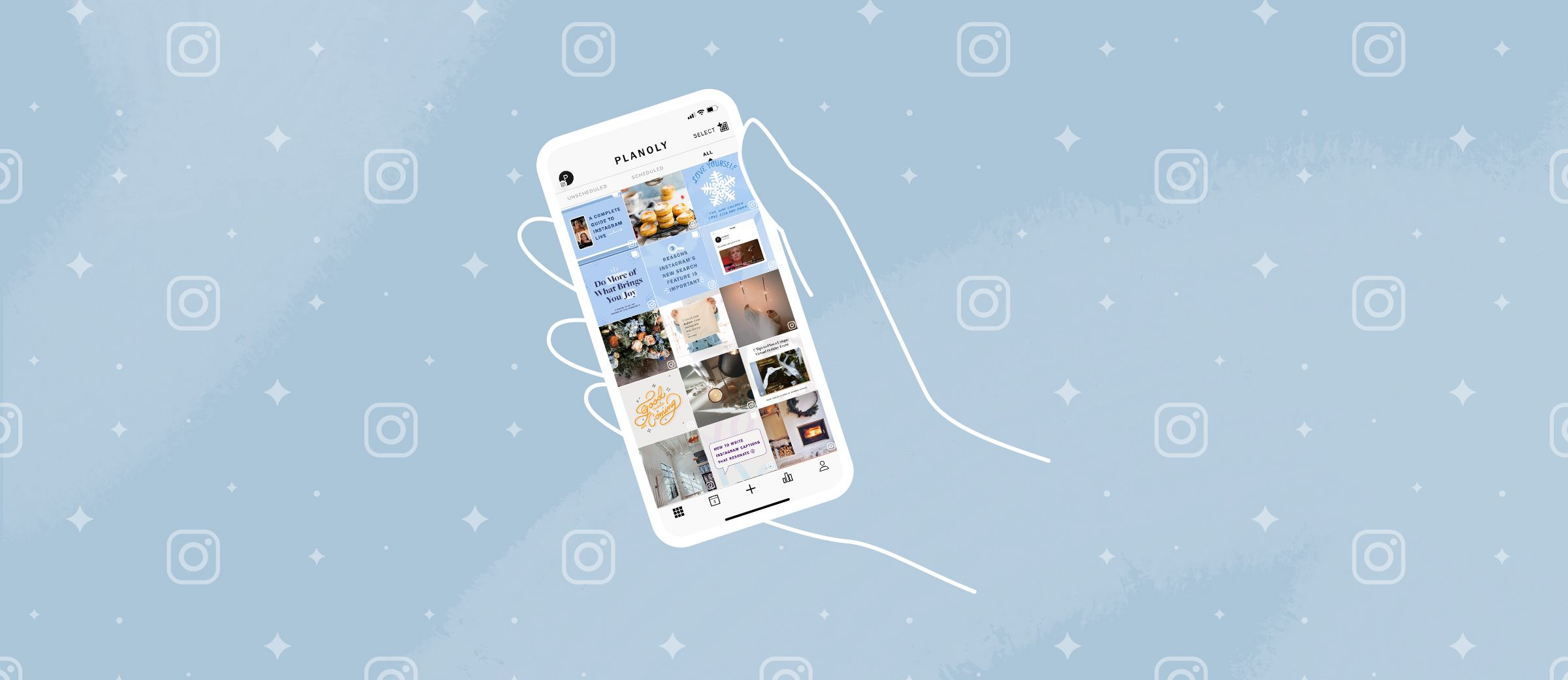 Read about A Guide for Influencers: 10 Best IG Planner Features & Tools, on PLANOLY