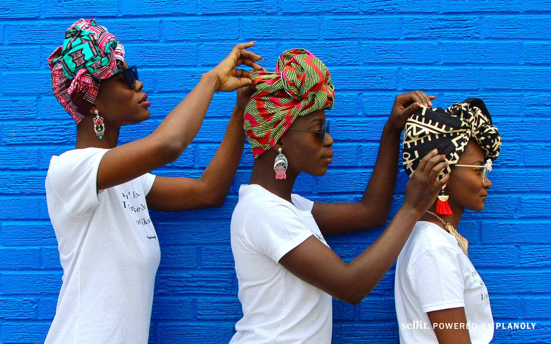 Draped Serves Up Women's Empowerment One Headwrap at a Time