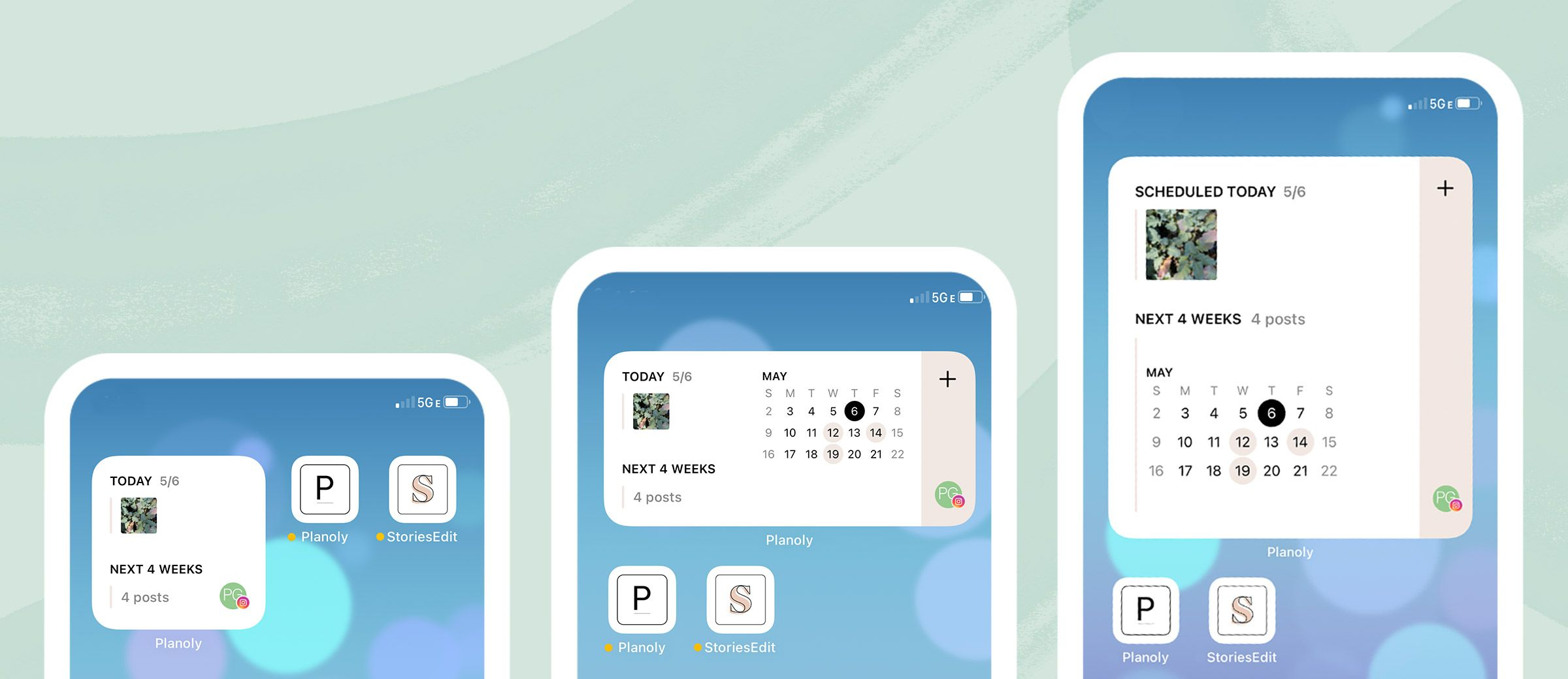 PLANOLY iOS Widget: The Ultimate Planning Shortcut
