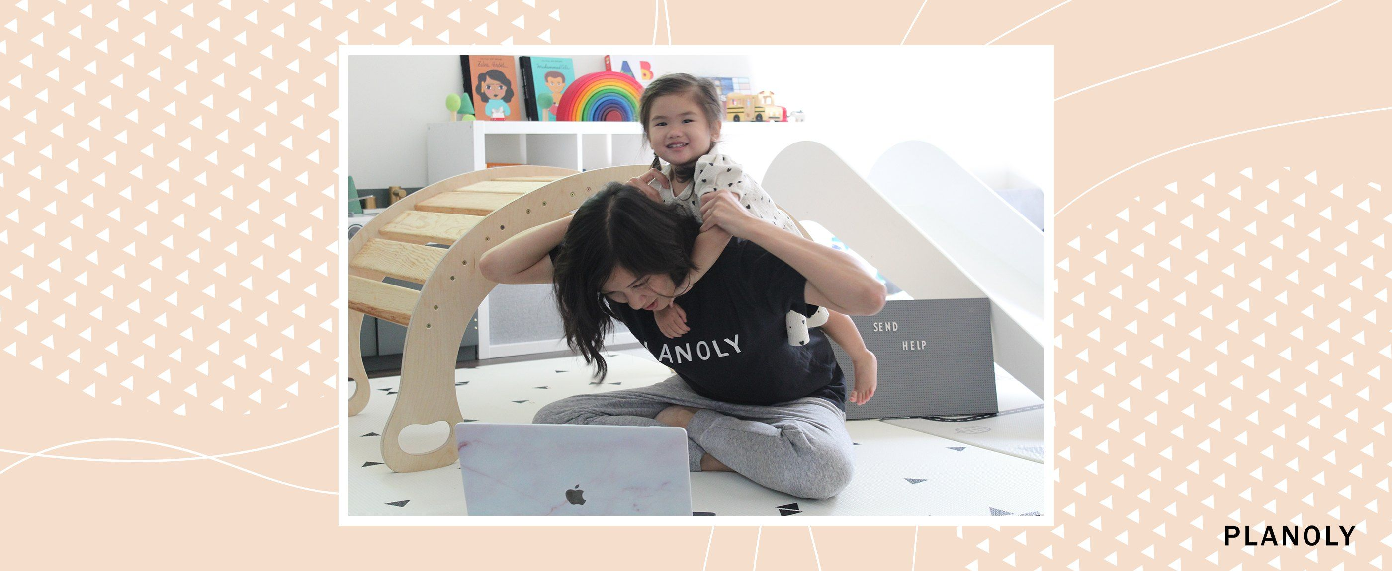 """Read about A Candid Conversation on Parenting, Finding """"Me Time,"""" and Work-Life Balance with PLANOLY Founder Brandy Pham, on PLANOLY"""