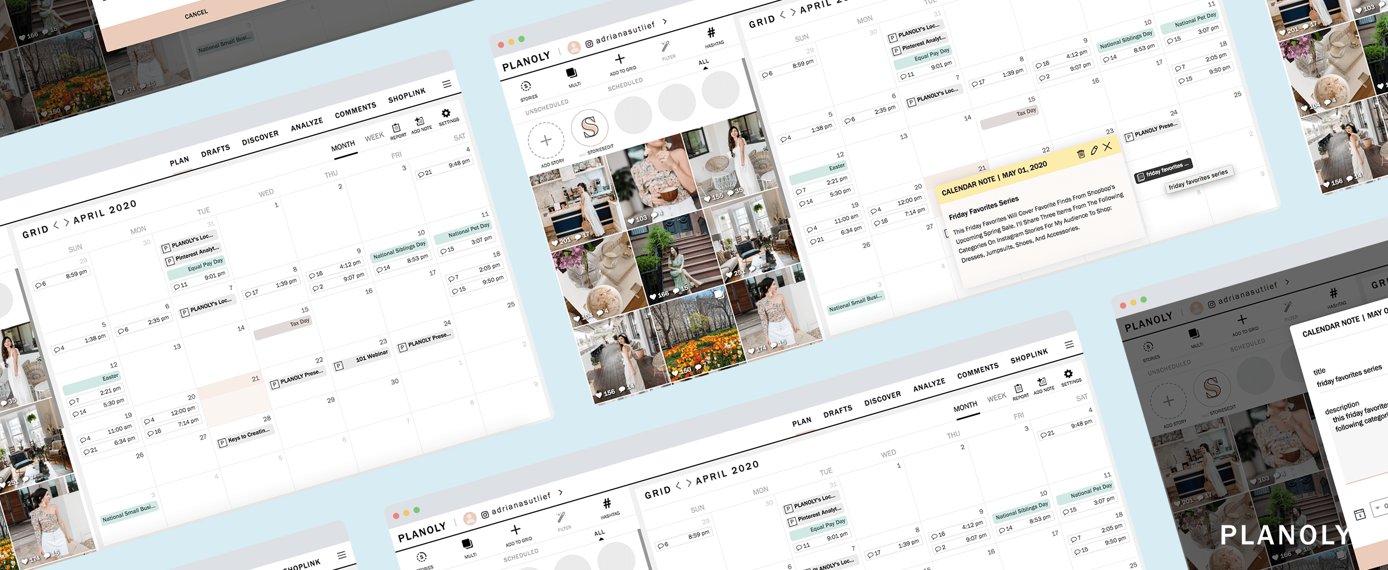 PLANOLY-Blog-Post-Social-Calendar-Notes-Banner