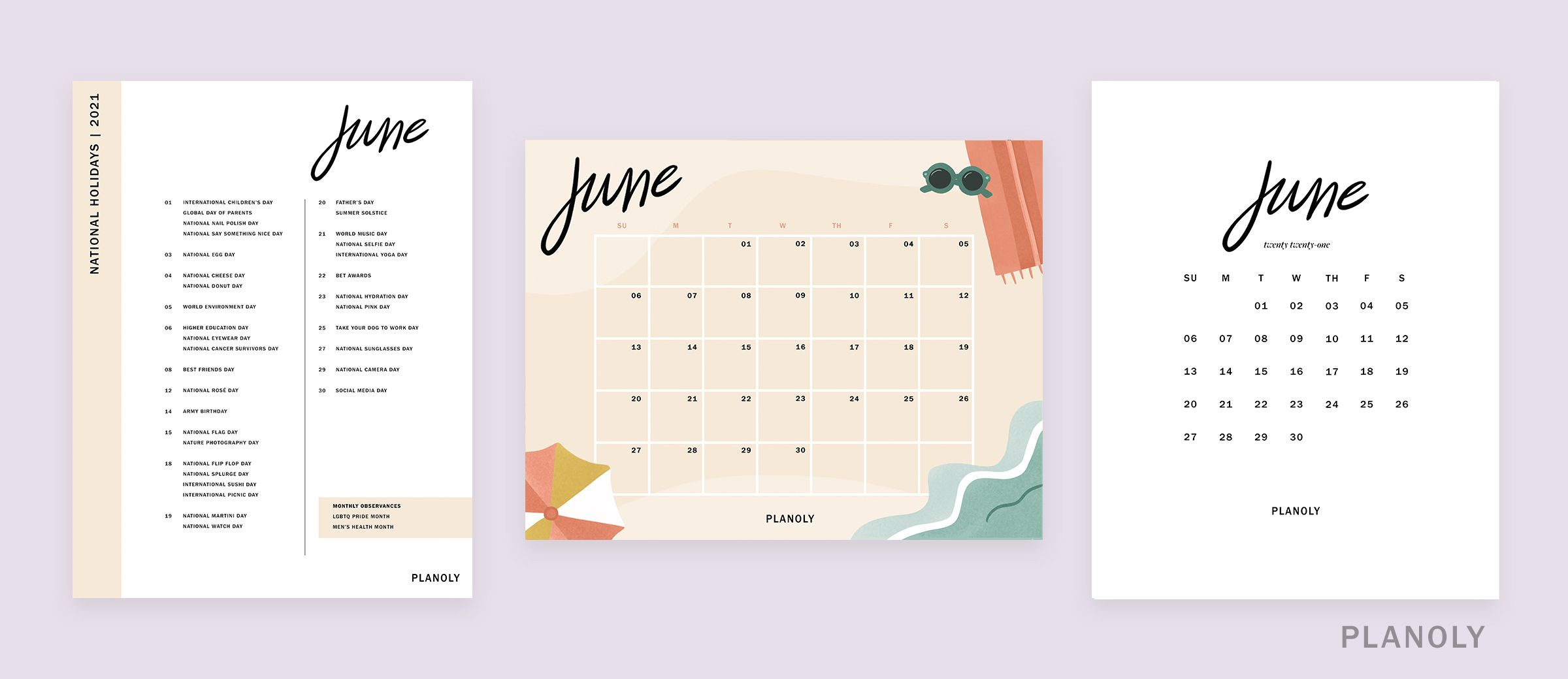 PLANOLY-IG Feed-Q2 Content Calendars-Image 3