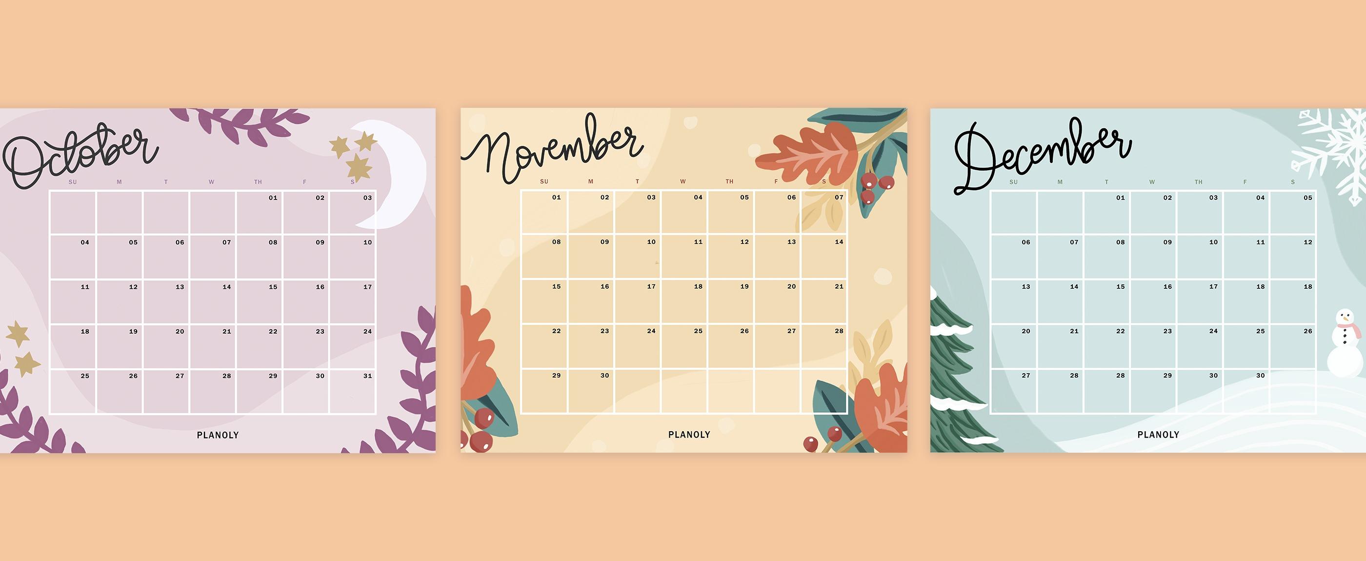 PLANOLY-blog post- Q4 2020 Content Calendars - banner
