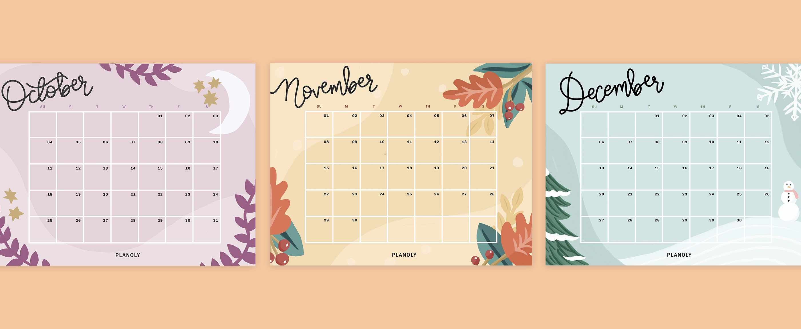 PLANOLY-blog post- Q4 2020 Content Calendars - banner