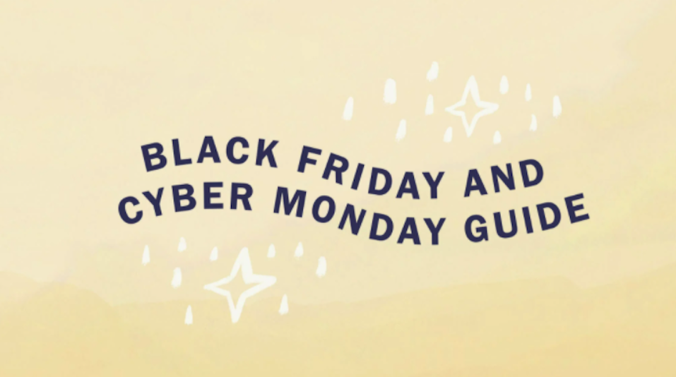 Black Friday & Cyber Monday Guide: Holiday Business Tips